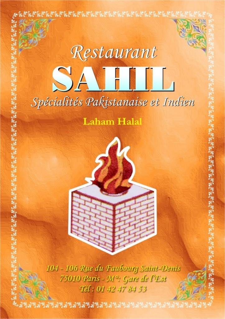 At restaurant sahil - La cuisine pakistanaise ...